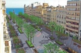 Rambla Nova Tarragona Remodelación